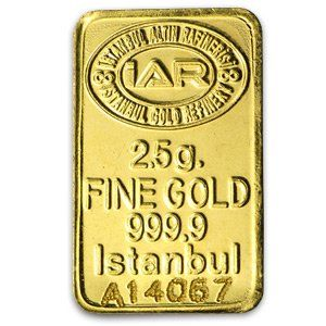 24K Gold Bars - Pure Silver Coins